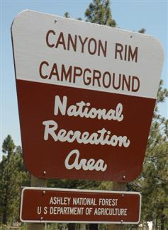 Canyon Rim Campground