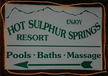 Hot Sulphur Springs Resort