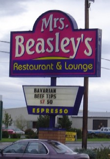 Mrs. Beasley's Restaurant & Lounge
