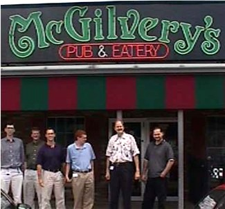 McGilvery's Pub and Eatery - Speedway