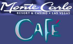 Monte Carlo Resort & Casino Cafe