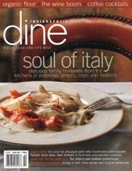 Indianapolis Dine - Issue No. 1/2006